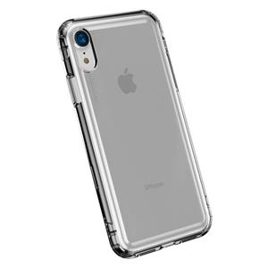 Przezroczyste Etui Baseus Safety Airbags Case Do Iphone Xr (Czarne)