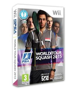 PSA World Tour Squash Nintendo Wii