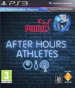 Puma After Hours Athletes (Move) Ps3
