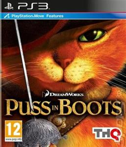 Puss In Boots (Move) Ps3