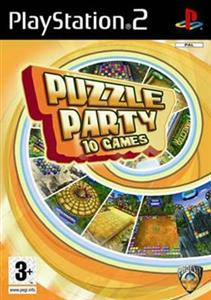 Puzzle Party 10 Games PS2