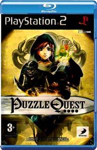 Puzzle Quest Challenge Of The Warlords Ps2