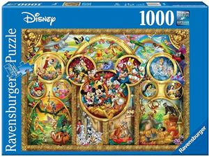 Puzzle The Best Disney Themes 1000 Piese Jigsaw Puzzle