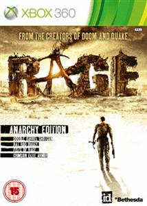 Rage Anarchy Edition Xbox360