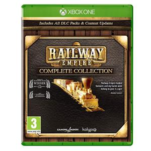 Railway Empire Complete Collection Xbox One