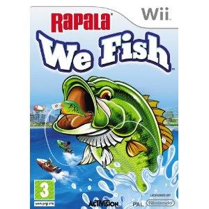 Rapala We Fish Nintendo Wii
