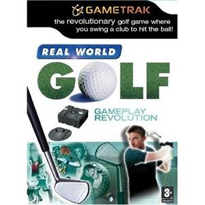 Real World Golf Cu Gametrak Controller Ps2