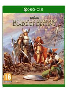 Realms of Arkania Blade of Destiny Xbox One