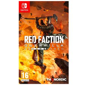 Red Faction Guerilla Re Mars Tered Nintendo Switch