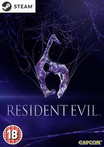 Resident Evil 6 PC (Steam Code Only)