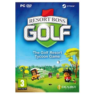 Resort Boss Golf PC