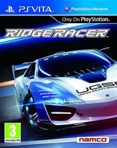 Ridge Racer PS Vita
