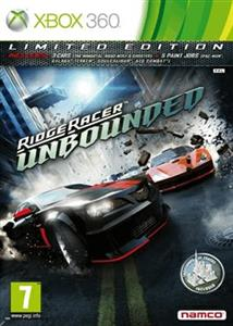 Ridge Racer Unbounded Limited Edition Xbox360