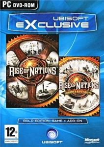 Rise Of Nations Gold Exclusive Pc