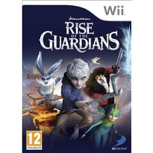 Rise of The Guardians Nintendo Wii