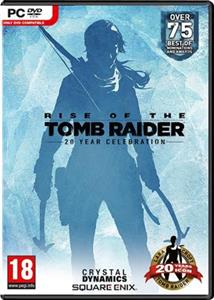 Rise of the Tomb Raider 20 Year Celebration Edition PC