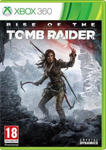 Rise Of The Tomb Raider Xbox360
