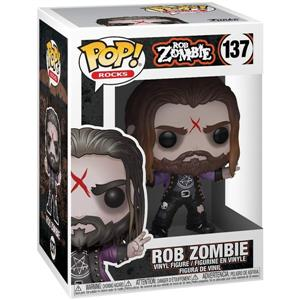 Rob Zombie (Pop Rocks) Funko Pop! Vinyl Figure #137