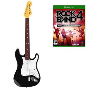 Rock Band 4 With Guitar Xbox One