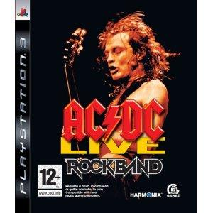 Rock Band Ac/Dc Live Ps3
