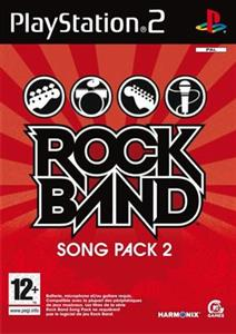 Rock Band Song Pack 2 Ps2