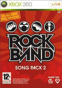 Rock Band Song Pack 2 Xbox360