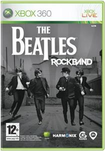 Rock Band The Beatles Xbox360