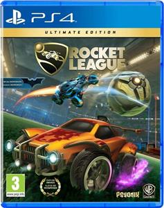 Rocket League Ultimate Edition PS4