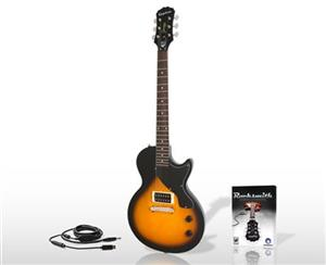 Rocksmith With Epiphone Les Paul Guitar Pc