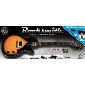 Rocksmith With Epiphone Les Paul Guitar PS3