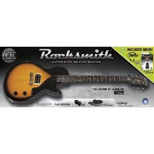 Rocksmith With Epiphone Les Paul Guitar Xbox360