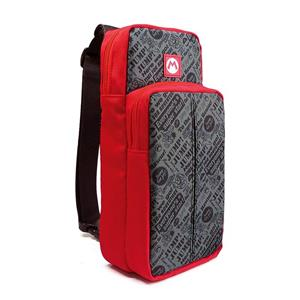 Rucsac Hori Nintendo Switch Go Pack Mario Edition For Nintendo Switch