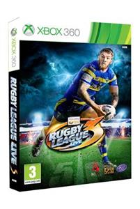 Rugby League Live 3 Xbox360