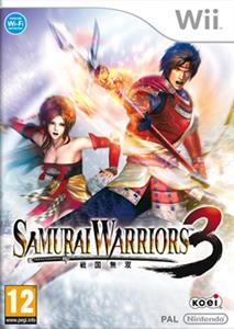 Samurai Warriors 3 Nintendo Wii