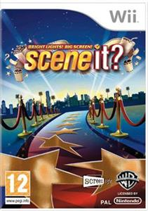 Scene It Bright Lights Big Screen Nintendo Wii