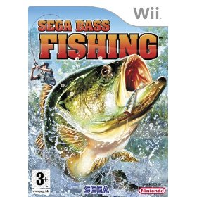 Sega Bass Fishing Nintendo Wii