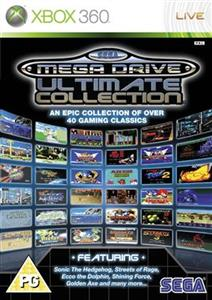 Sega Mega Drive Ultimate Collection Xbox360