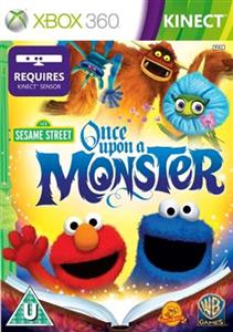 Sesame Street Once Upon A Monster (Kinect) Xbox360