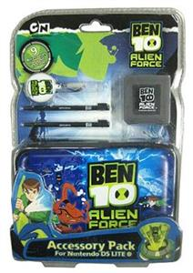 Set Accesorii Ben10 Alien Force 9-in-1 Pack Nintendo DS