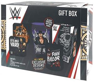 Set Cani WWE Gift Box Superstars 2018