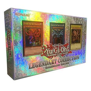 Set Carti De Colectie Yu-gi-oh! Legendary Collection 1 Reprint