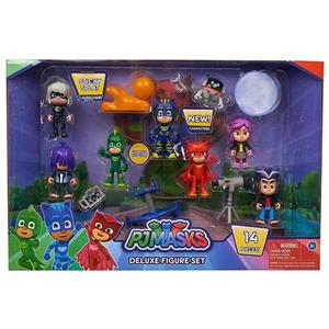 Set Figurine PJ Masks Deluxe