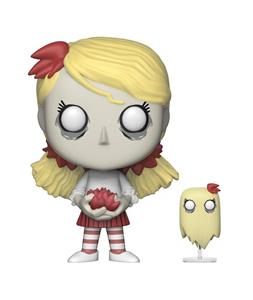 Set Figurine Pop Games Dont Starve Wendy Abigail Glows In The Dark Vinyl Figure
