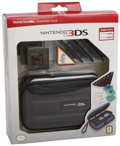 Set Game Traveller Essentials Pack  Nintendo 3DS