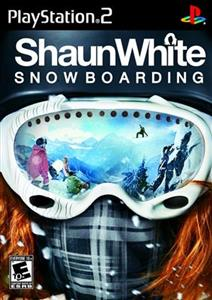 Shaun White Snowboarding PS2