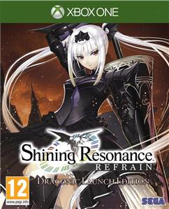Shining Resonance Refrain Draconic Launch Edition Xbox One