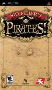 Sid Meier's Pirates! PSP