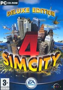 Sim City 4 Deluxe Edition Pc