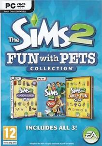 Sims 2 Fun With Pets Collection Pc