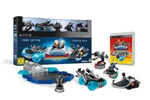 Skylanders SuperChargers Starter Pack Dark Edition PS3